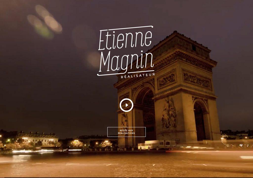 Logo graphiste mulhouse Sandro Matera Etienne Magnin